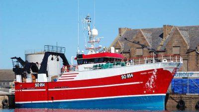 Mark Amay II sold to Iceland