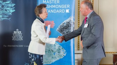 UK's first Master Fishmongers are certified
