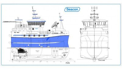 New Seacon design to be built at Stadyard