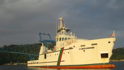 Bangladesh gets fisheries research vessel