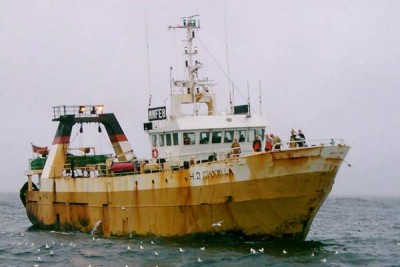 H 96 –  Thornella – ©FiskerForum - Foto: Michael-Stephenson