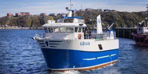 Nuuk's new longliner/crabber