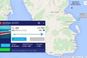 Marine Traffic - @ Fiskerforum