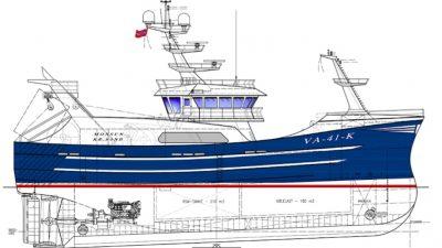 Norwegian partnership orders seiner/trawler from Skagen yard