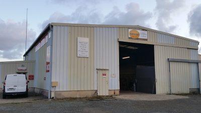 Morgère opens vessel repair facilities in Brittany