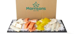 Morrisons selling 60% more British fish than usual