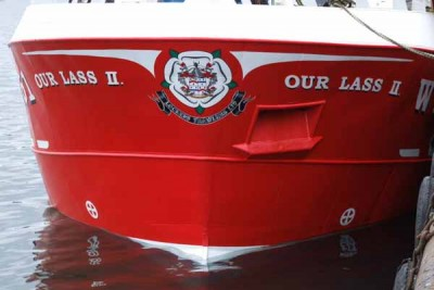 WY 261 –  Our Lass II – ©FiskerForum - Foto: Muckle-Sealy