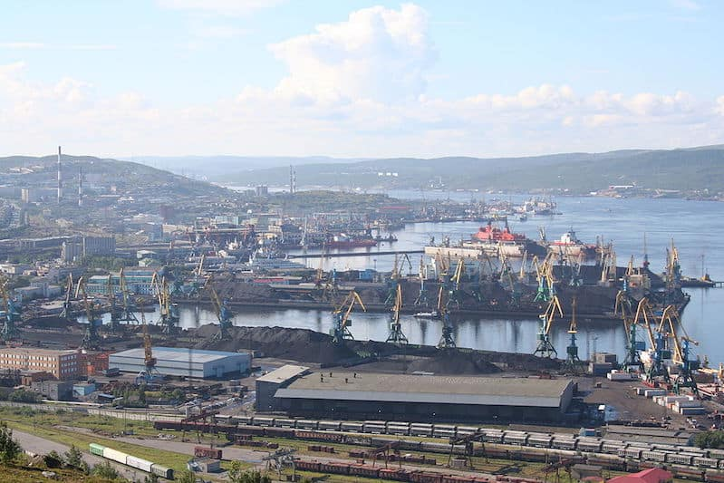 Murmansk plans new fishing terminal