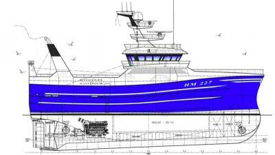 Jutland partnership orders new trawler