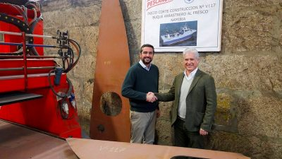 Nueva Pescanova starts fleet renewal with seven new trawlers