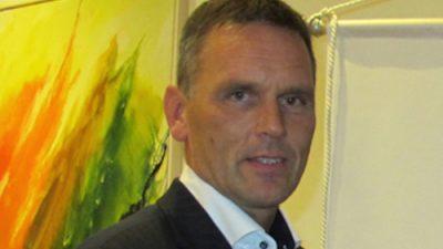 NASBO chairman steps down