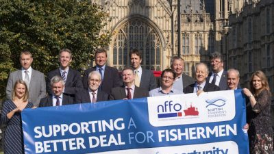 Federations lobby on post-CFP future of fishing