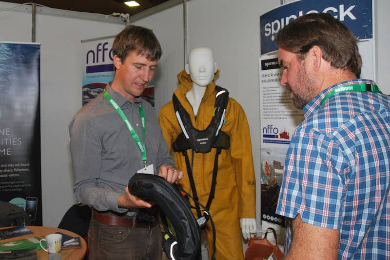 NFFO throws its support behind Skipper Expo Bristol