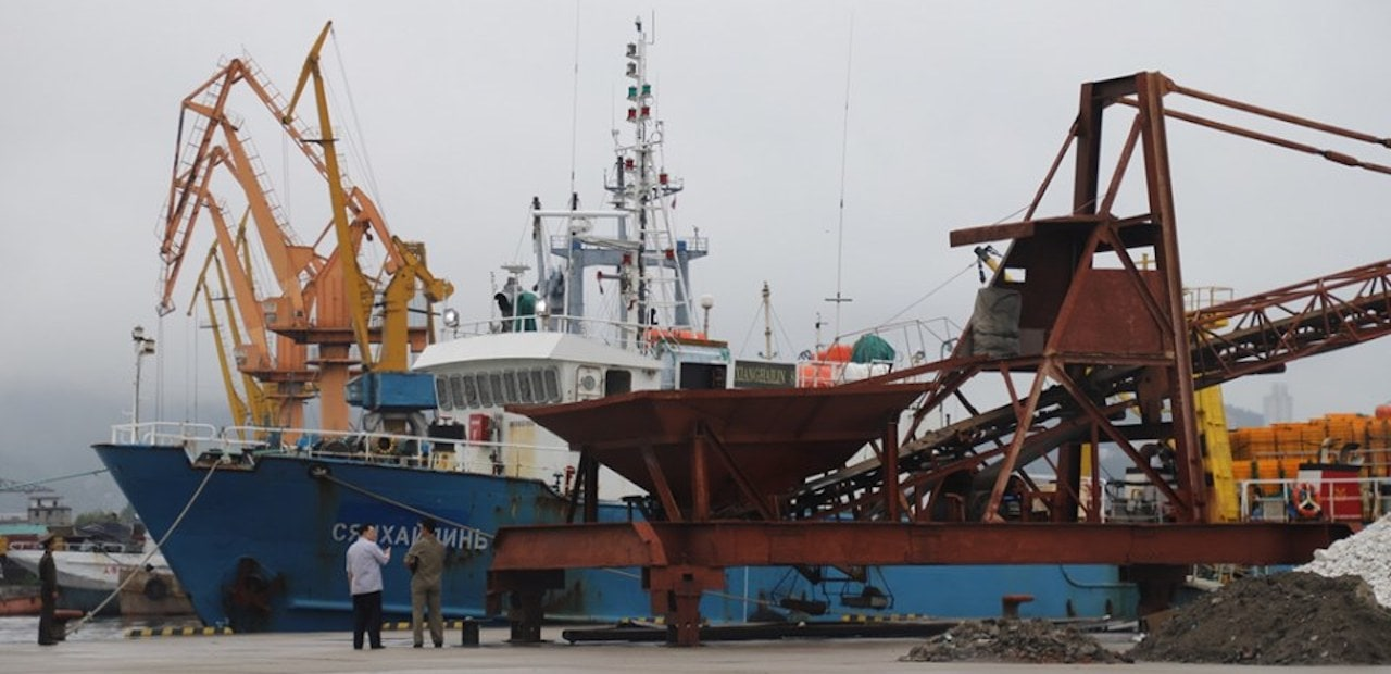 North Korea releases detained Russian fishing vessel