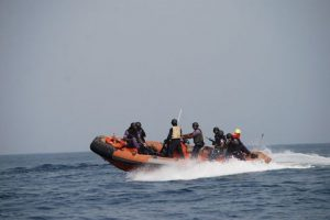 Four kidnapped fishermen have been freed by Nigerian Naval forces - @ Fiskerforum