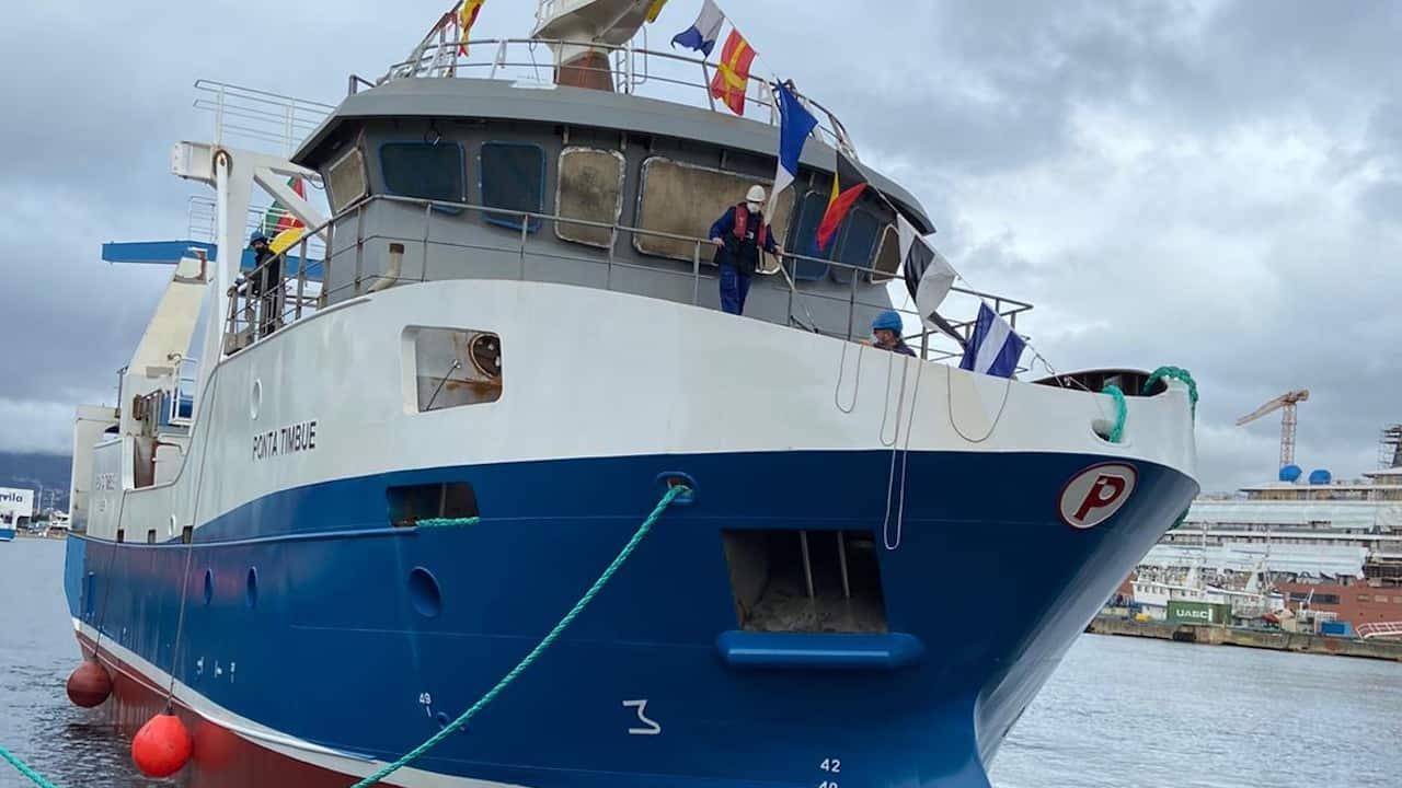 Nueva Pescanova's Ponta Timbué launched