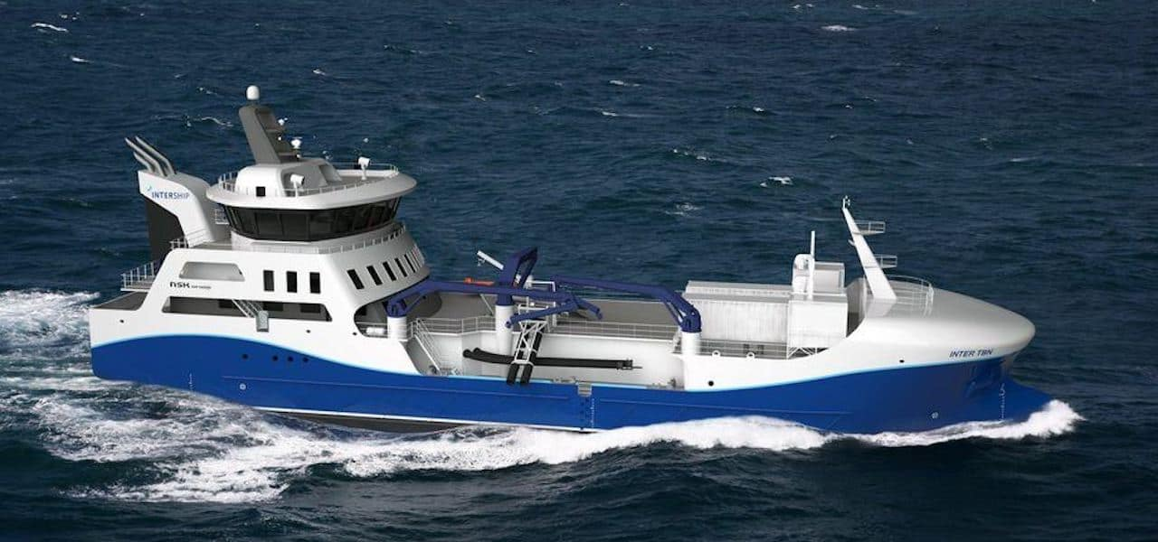 Intership orders a new wellboat
