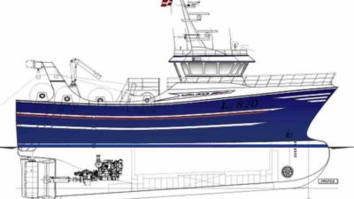 New whitefish boat ordered for Thyborøn