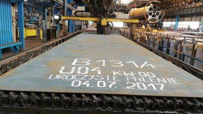 Nauta cuts steel for new pelagic trawler