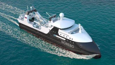 Norebo supersizes order with four more trawlers