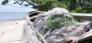 Recycling ghost gear in Thailand