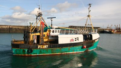 UK fishing hits £1billion turnover