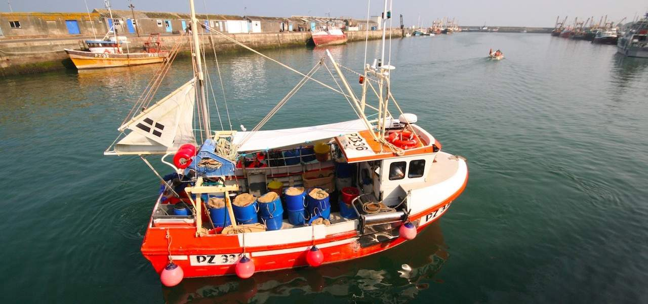 Funding boost for English fishing industry