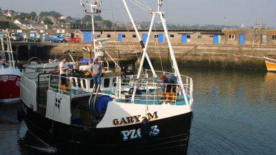 Seafish reports on UK fishing's employment statistics