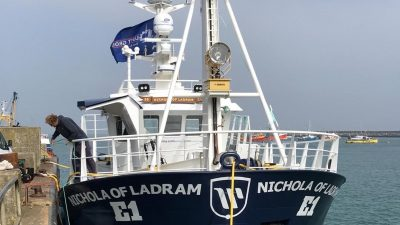 Nichola of Ladram joins South-West fleet