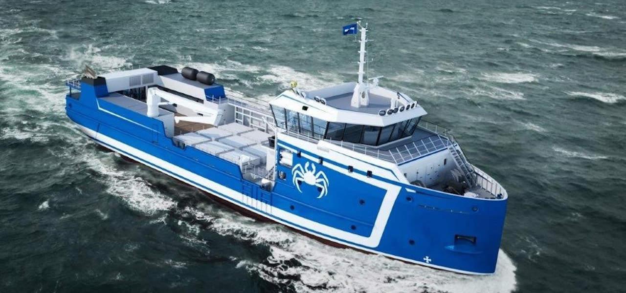 Nobel Brothers Shipyard to build Aqua-Invest crabber
