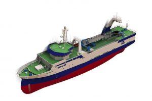 Nodosa's 63m trawler design - @ Fiskerforum