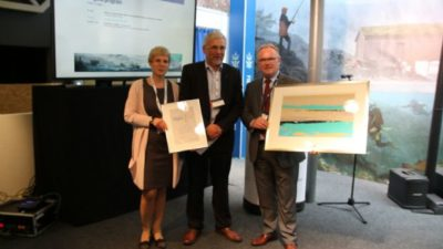 Environmental award for Nordic Wildfish