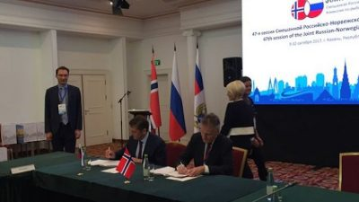 Norway and Russia agree 775,000 tonne cod quota for 2018