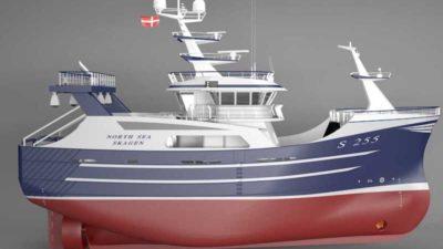 Shrimp trawler order for Karstensen