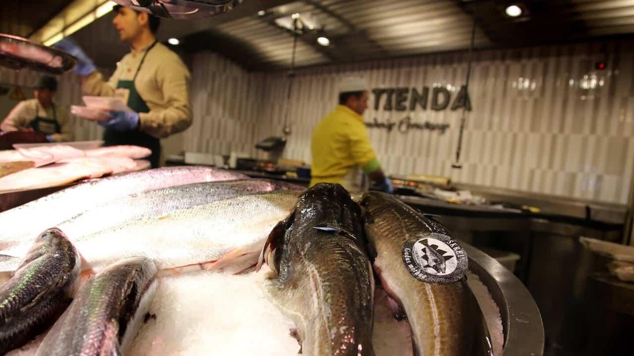 Drop in Norwegian seafood export value