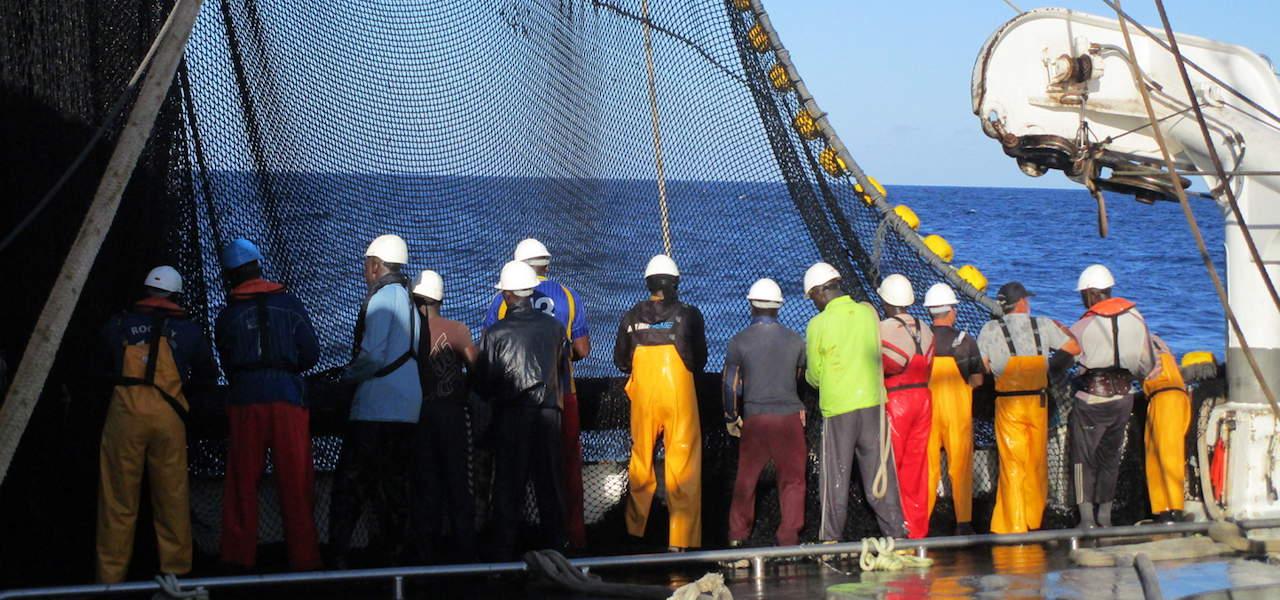 Highlighting human rights shortfalls in tuna supply chain
