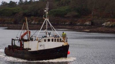Fined for putting crew lives at risk