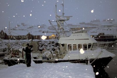 GR 7-72 –  Artic Kanajoq – ©FiskerForum - Foto: OleC