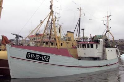 GR 12-133 –  Mariane Sandgreen – ©FiskerForum - Foto: OleC
