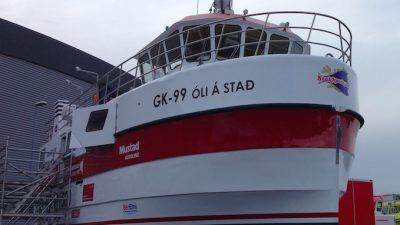 Óli á Stað becomes Sandfell