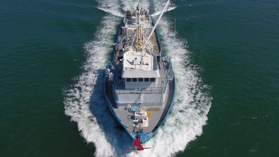 Gulf menhaden fishery gets MSC certification