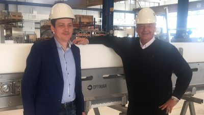 Optimar know-how will maximise use of scarce marine resources