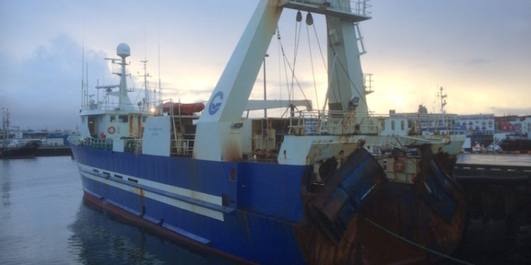 The Icelandic seamen's strike is now into its second month - @ Fiskerforum