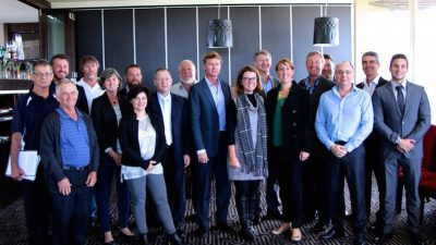 Australian seafood business leaders to develop a national peak body