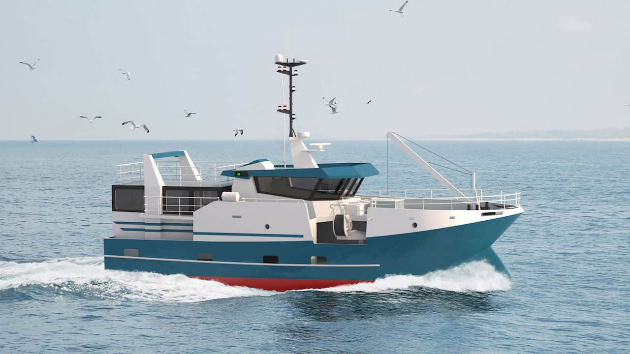 Read more about the article Fishing co-operative orders netter/longliner from Piriou