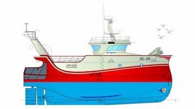New seiner/trawler for Stellendam company