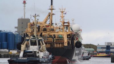 Commissioner supports EU long distance fishing fleet