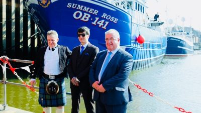 Summer Rose launch at Whitby