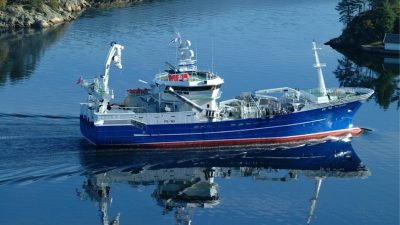 Purser to become crabber