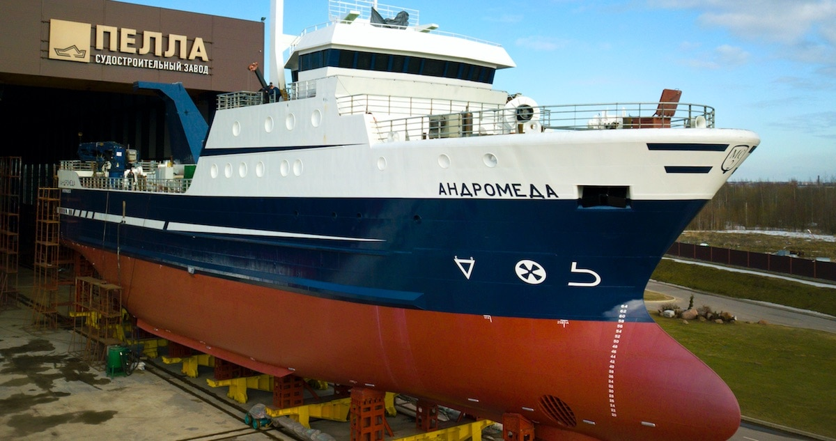 Pella ready to launch first of trawler series